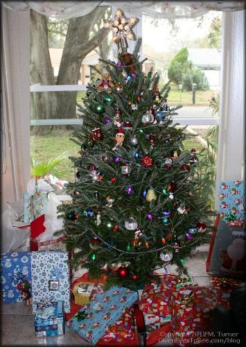 My Mom's Christmas Tree